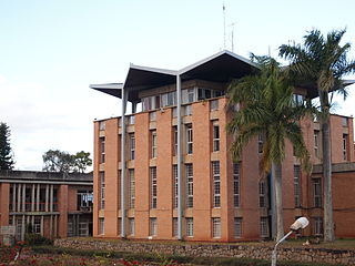 university in Madagascar