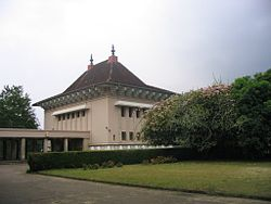 University of Peradeniya outside.jpg