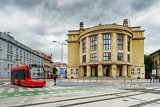 Comenius University Public university in Slovakia