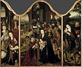 Unknown master - Haarlem altarpiece Adoration of the Kings BMH s02009.jpg