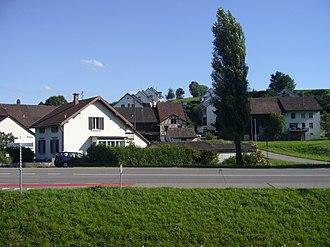 Elsau - Image: Unter Schottikon Elsau 20120717i
