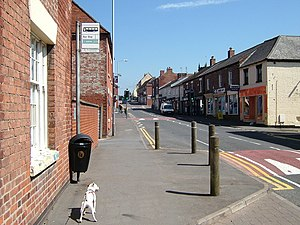 Measham - Measham High Street