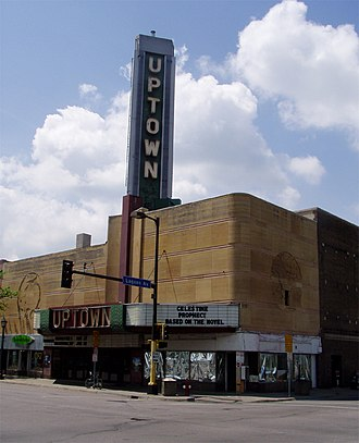 Uptown, Minneapolis - The Uptown Theater