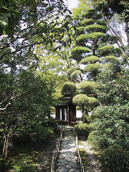 حدائق اليابان,أنيدرا