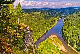 Territorio di Perm' – Veduta