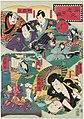 Utagawa Kunisada II - Acts IV, V, VI, and VII.jpg