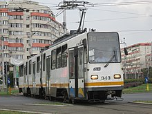 V3A-93 343 on line 34 at Bucur Obor.jpg
