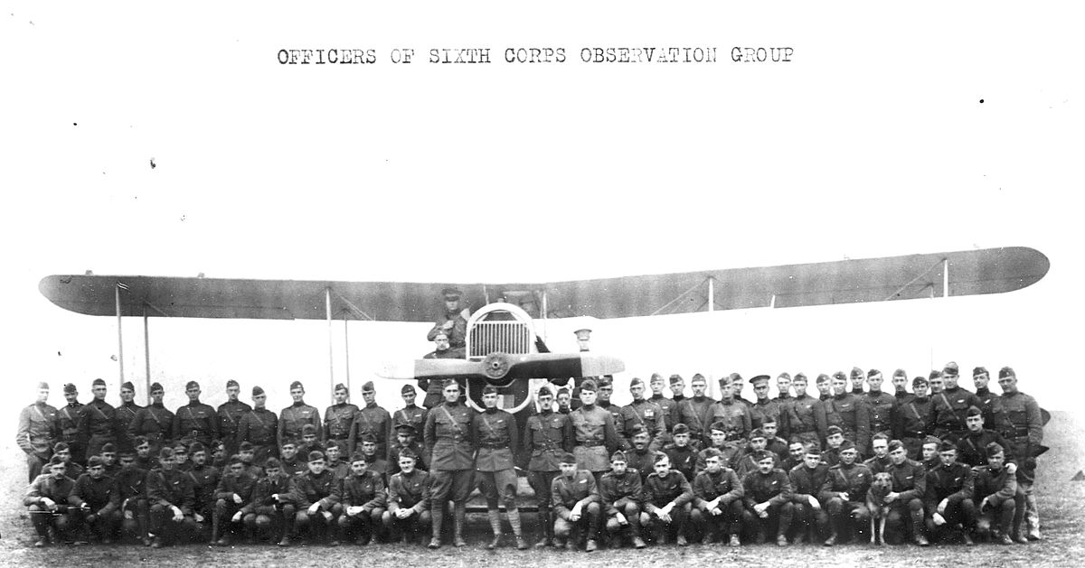 group observation The iv corps observation group was an air service, united states army unit that fought on the western front during world war iit was demobilized on 12 may 1919 there is no modern united.