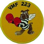 Fighting Squadrons of the USMC in WWII