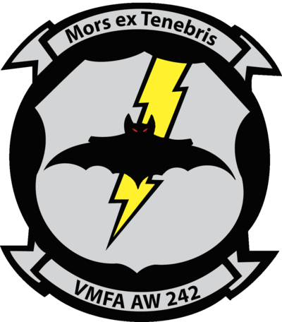 Fighter attack squadrons of the United States Marine Corps ...