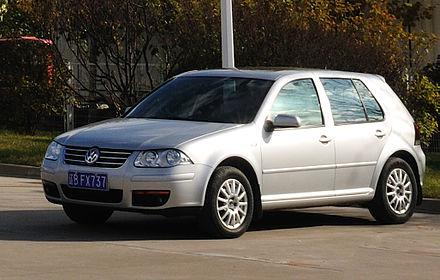 Volkswagen Golf Mk4 - Wikiwand