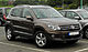 VW Tiguan Sport & Style 2.0 TDI 4MOTION BlueMotion Technology (Facelift) – Frontansicht, 14. August 2011, Velbert.jpg