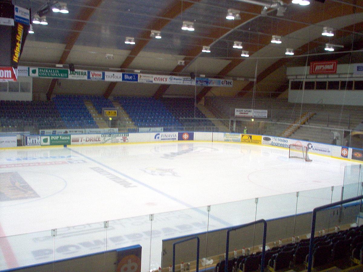 Jäähalli Vaasa