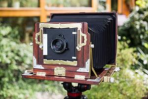 "Field camera - Vageeswari Foldable 8,5×15"" Vageeswari Camera"