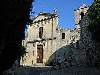 William Chisholm (II) - Saint-Quenin cathedral, Vaison-la-Romaine