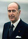 Photo de Valéry Giscard d'Estaing