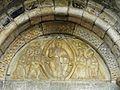 Valcabrère basilique Saint-Just portail tympan.JPG