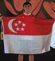 Valen Low Singapore Armwrestling at Pattaya 2014.png