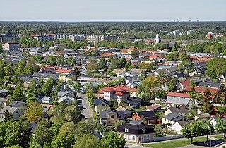Rauma, Finland Town in Satakunta, Finland