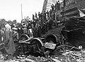 Vasúti viadukt az 1931. szeptember 13-i merénylet után. Fortepan 14278.jpg