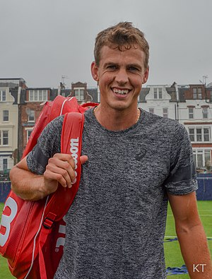 Vasek Pospisil - Vasek Pospisil at the 2016 Aegon Championships