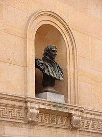 Vatable Francois Paris College de France Rue Saint-Jacques.JPG