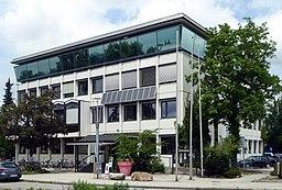 Vaterstetten, Rathaus v SO, 1
