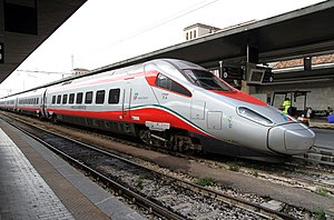 Venetië Frecciargento High Speed 11a uit Rome (10668443663).jpg