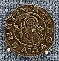Venezia, soldino di lorenzo celsi, 1361-65.JPG