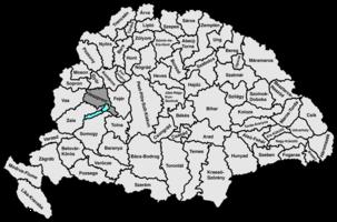 Veszprém County (former)