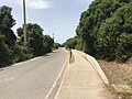Via Valverde (Alghero) - piste cyclable.JPG
