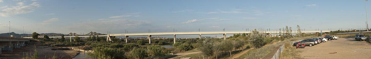 Viaducte de sant boi de llobregat viquip dia l for Muebles en sant boi