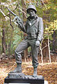 Vic Morrow as Sgt. Saunders.jpg