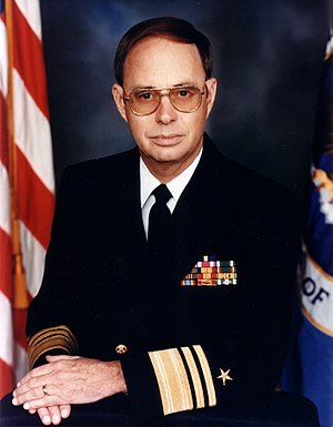William O. Studeman - Admiral William Oliver Studeman