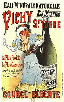 [LE TOPIC A LA CON] le dernier qui poste... poste - Page 12 220px-Vichy_Saint-Yorre_Guillaume_poster