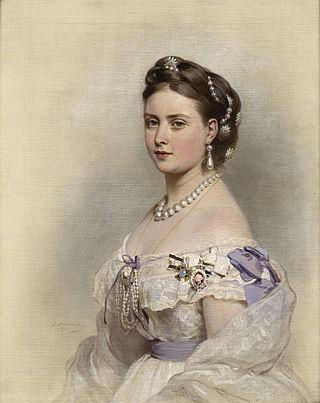 Victoria von Großbritannien und Irland (1840–1901)