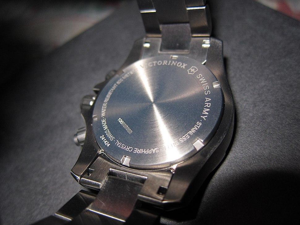 Victorinox Swiss Army Men's 241424 Dive Master 500 Chrono Black Dial Watch-22