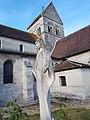 Vierge devant Eglise Pont.jpg