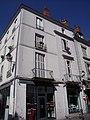 Vieux tours, Rue du grand marché n° 23 grande maison 19ém englobant une maison 15em siècle.jpg