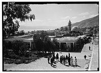 View of Tiberias from the Tiberias Hotel. LOC matpc.03695.jpg