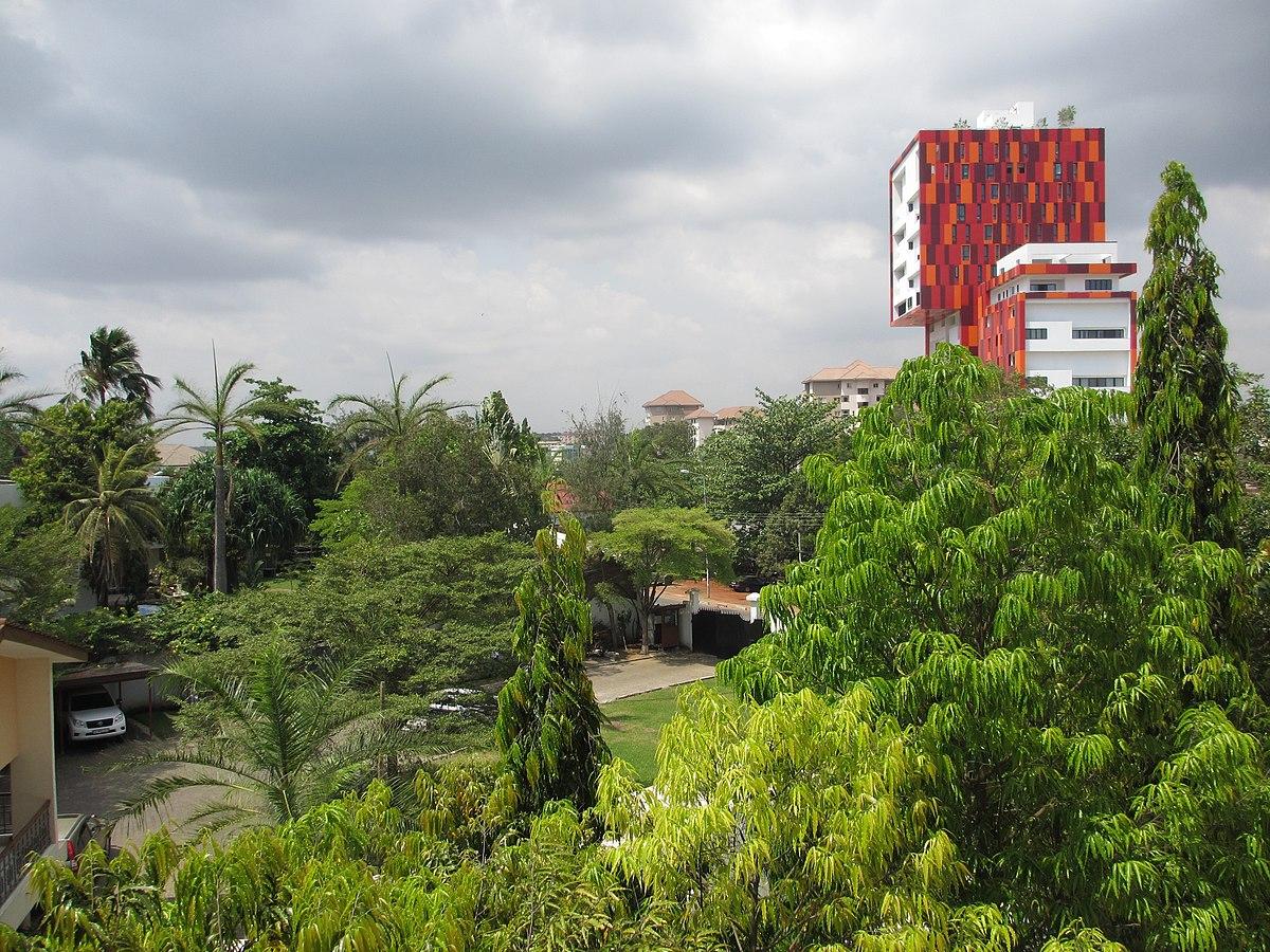 Neighborhoods of Accra Wikipedia