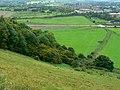 View south-west from Battlesbury Hill, near Warminster - geograph.org.uk - 962147.jpg