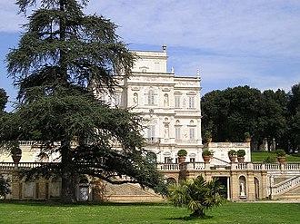 Villa Doria Pamphili - The Casino del Bel Respiro, Villa Doria Pamphili