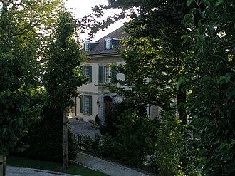 Villa Diodati - Image: Villa diodati 2008.07.27 rg 1