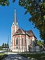 Villach Wilhelm-Hohenheim-Strasse Evangelische Pfarrkirche 17082018 4094.jpg