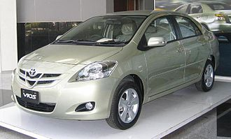 Toyota Vios - Toyota Vios G (Indonesia)