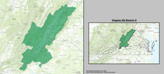 Virginias 6th congressional district