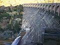 Vista de la presa del Embalse de la Funsanta (Yeste-Albacete).JPG