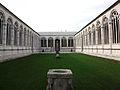 Vista del Camposanto monumentale de Pisa.JPG