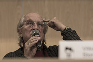 Vittorio Storaro - Vittorio Storaro in Camerimage Festival 23 in 2015, talking about how color affects people physically and psychologically
